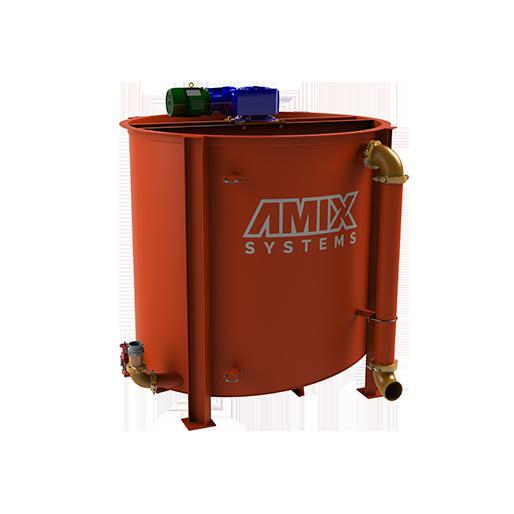 Agitated Mixing Tank