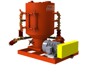 Colloidal Mixer Grout Mixing and Pumping