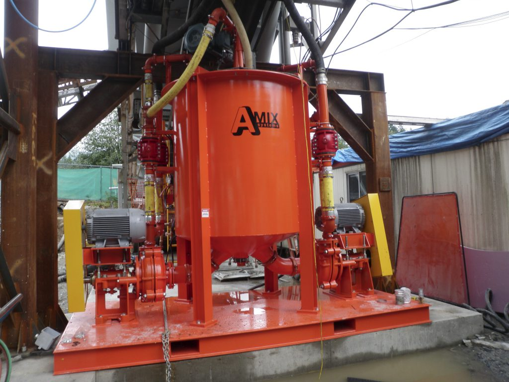 Amix Colloidal Mixer 4000