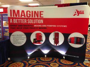 RETC 2013 Amix Booth